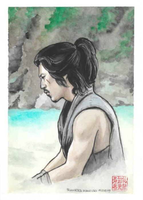 Jang Hyuk as Chuno by Francesca Mancuso