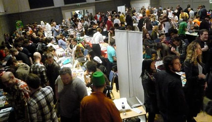 Comiket 2011 - the crowd
