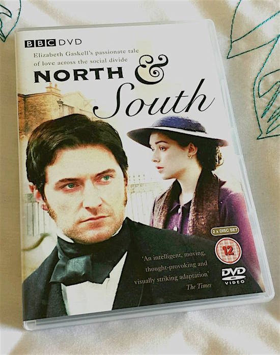 North and South - BBC 2004 - Richard Armitage and Daniela Denby-Ashe