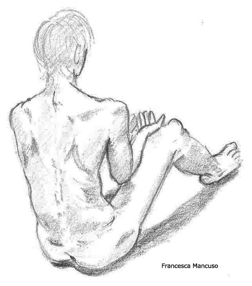 Life Drawing 24 January 2012